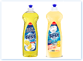 Test Dishwashing Liquid